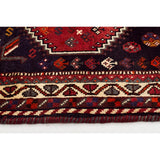 High Quality Wool Small Red Shiraz Persian Rug