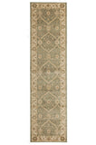 Chobi Design Rug Light Green Bone - Lost Design Society