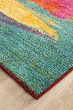 Vibrancy Brush Strokes Rug