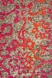 Vibrancy Monet Inspired Pink Rug
