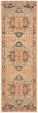 Estate Shamba Rust Transitional Rug