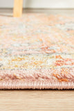 Estate Salmon Transitional Rug