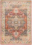 Estate Terracotta Transitional Rug