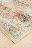 Estate Blue Transitional Rug