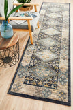 Estate Tope Navy Transitional Rug