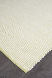 Attic Stunning Wool Pistachio Rug - Lost Design Society