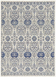 Sury Ivory Navy Heritage Transitional Rug