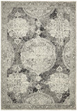 Treasury Beverly Charcoal Transitional Rug