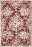 Treasury Byron Fuchsia Transitional Rug