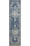 Treasury Wilson Navy Transitional Rug