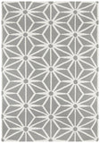 Breeze Flat Weave Rug Grey