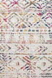 Paradise Multi Rustic Transitional Rug
