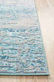 Luxuriance Olivia Blue Transitional Rug