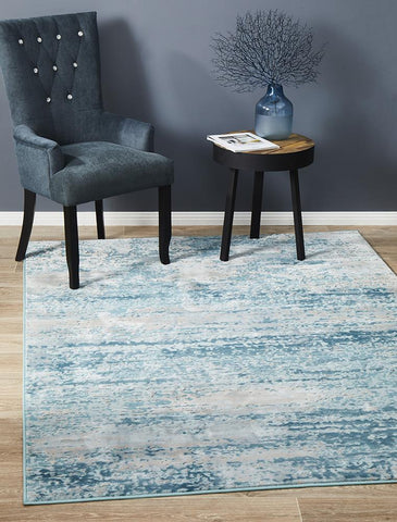 Luxuriance Olivia Blue Rug