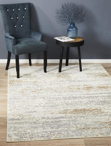 Luxuriance Pheobe Cream Rug