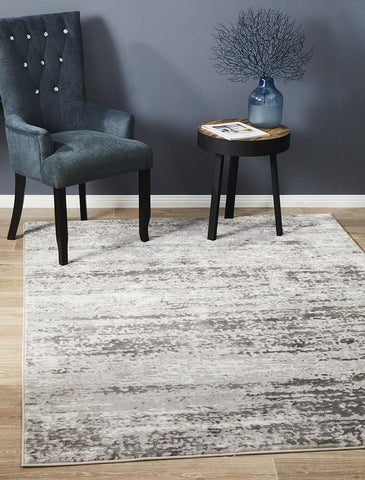 Luxuriance Sophia Silver Transitional Rug