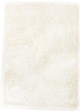 Atlanta Metallic Lustre Shag Crisp White Rug - Lost Design Society