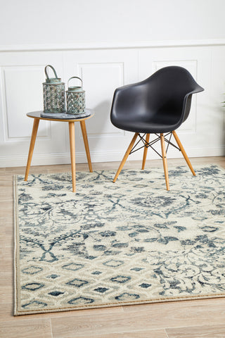 Mayfair Illusion Blue Rug