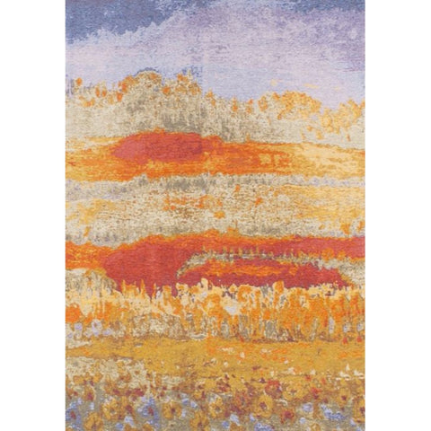 PRATO RUG - SUNBURN | 75x165cm - Lost Design Society