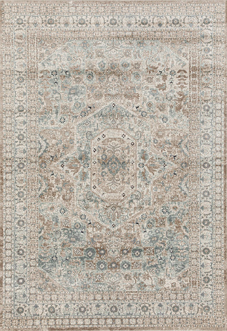 Esquire Central Transitional Beige Rug