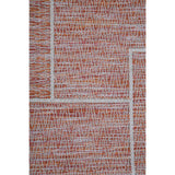 Essence Indoor Outdoor Rug | Grey Block | 200x290 cm - Lost Design Society