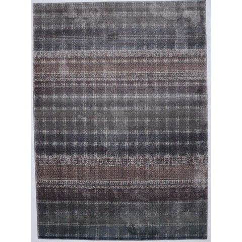 Contemporary Soho Rug | Dark Tracks | - Lost Design Society