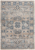 Breeze Fraction Bone Transitional Rug