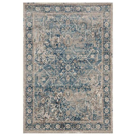 Breeze Whisper Rug Blue - Lost Design Society