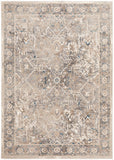 Breeze Tower Bone Transitional Rug