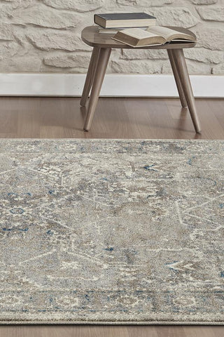 Breeze Tower Bone Rug - Lost Design Society
