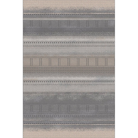 Contemporary Tibetan Rug | Dark Rail | - Lost Design Society