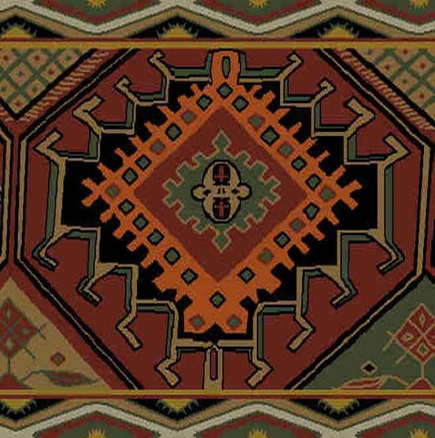 TUSCANY CUSHION COVER INCA 80x80cm - Lost Design Society