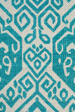 Bantu Parade Turquoise Rug - Lost Design Society