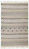 Bantu Shapes Ivory Rug - Lost Design Society