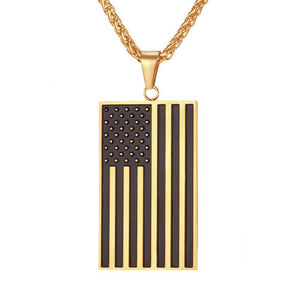 14k yellow or white gold american flag pendant necklace capital bling 14k yellow or white gold american flag pendant necklace capital bling gold hiphop jewelry aloadofball Choice Image