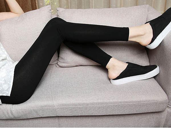 Fashion Beautiful Sexy Slim Fit Solid Color Legging