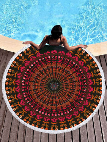 Romantic Soft Bohemia Beach Mats