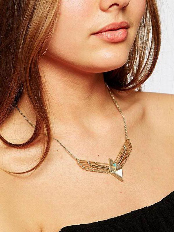Fashion Eagle Wings Necklaces Accessories