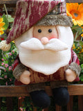 Christmas Santa Gift Pouch Decoration