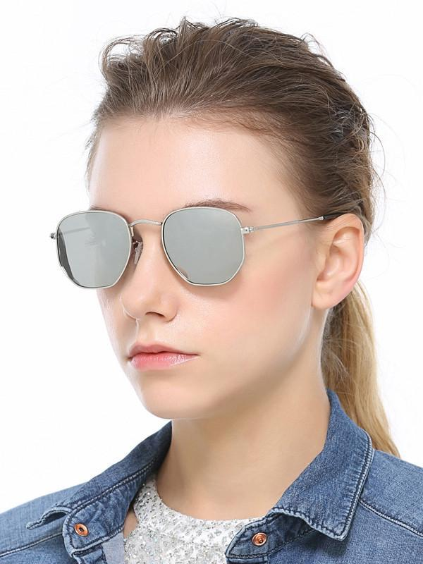 Popular Fashion Ultra-violet Ray Intercepting Sunglasses
