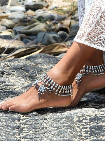 Fashion Bohemia Footchain Accessories