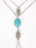 Fashion  Bohemia Turquoise Accessories