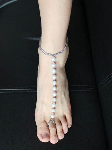 Fashion Beads Bohemia  Footchain Accessories