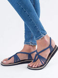 Bohemia Beach Flat Flip Sandal Shoes