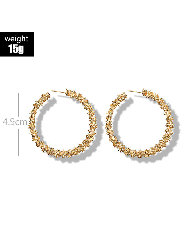 Irregular Personality Earrings Accessories