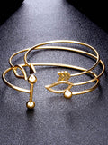 3pcs Simple Bracelet Accessories