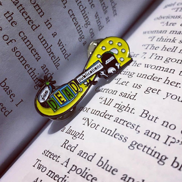 FunDead Publications Lapel Pin