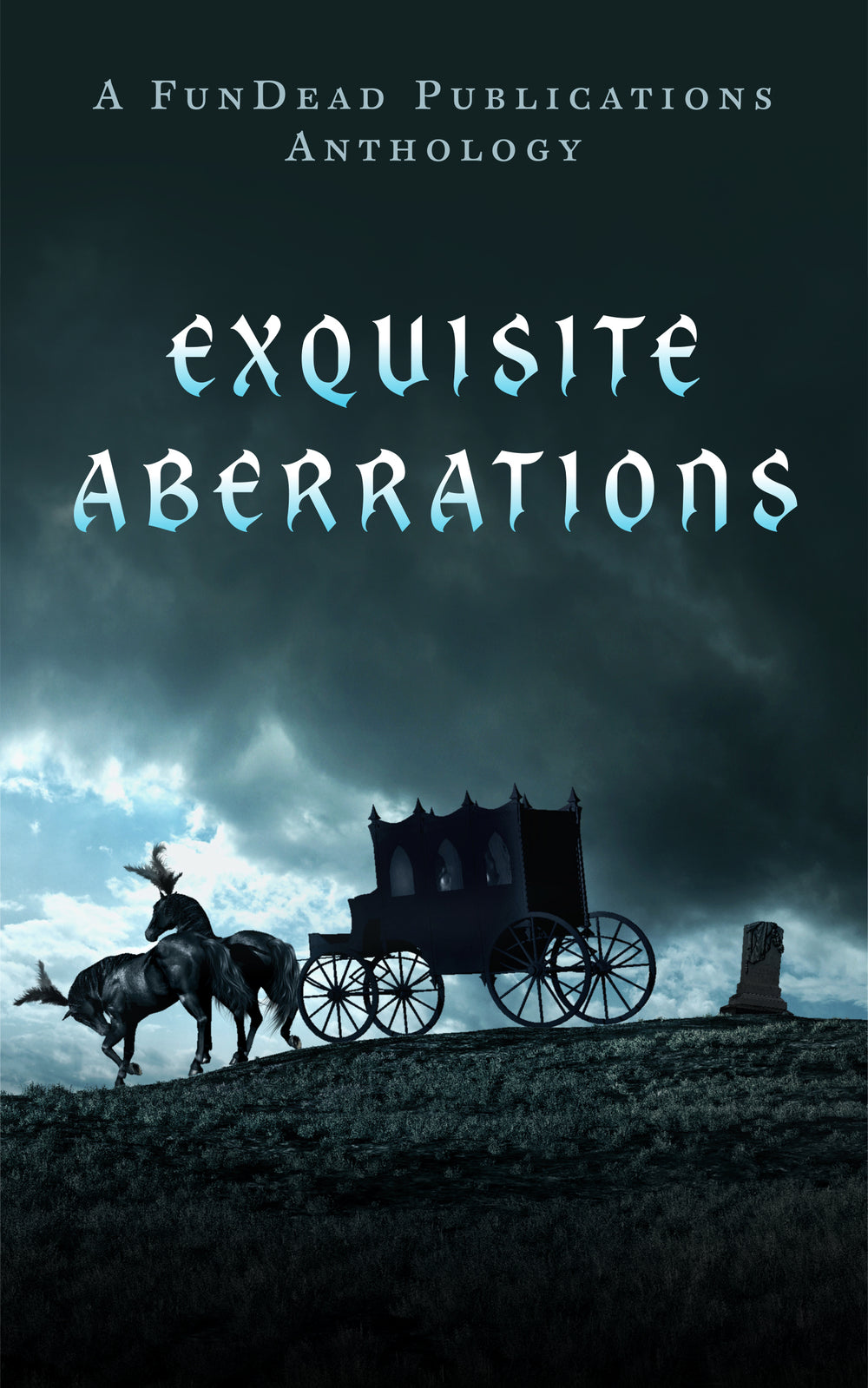PREORDER- Exquisite Aberrations Paperback- (SUMMER 2019)