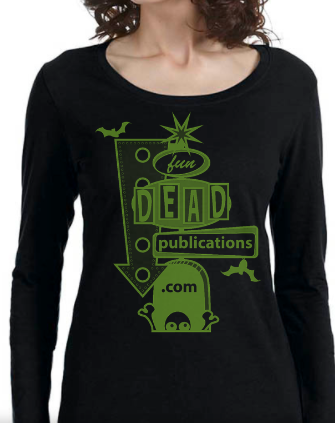 FunDead Logo Fitted Long Sleeve