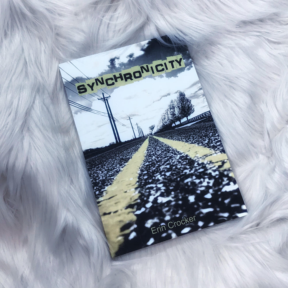 """Synchronicity"" by Erin Crocker"